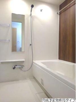 【浴室】カーサ・ヴィオラ