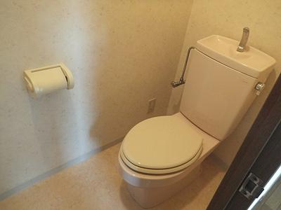 【トイレ】アーバンヴィレッジ神戸中央