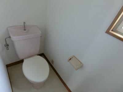 【トイレ】グランデージ大矢