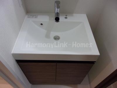 コンフォリア志村坂上の独立洗面台あり、毎朝おしゃれに忙しい女性の方におすすめです