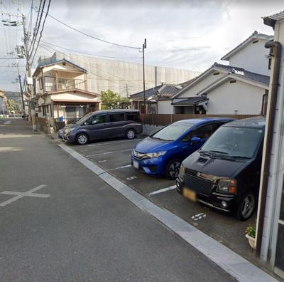 【外観】中村駐車場(西団地南側)