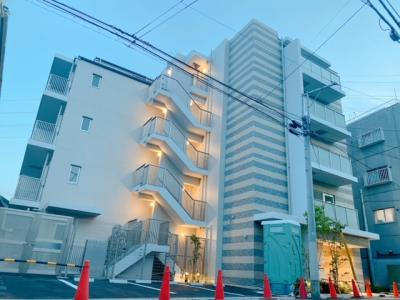 【外観】シェノン三軒茶屋