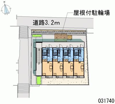 【地図】TH藤棚