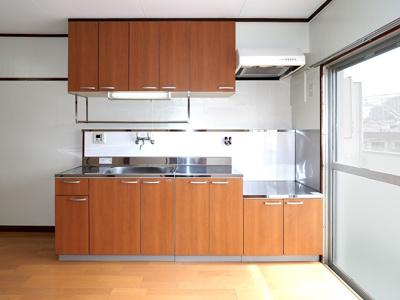 【キッチン】垂水農住5号棟