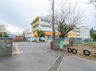 志木市立宗岡第三小学校 距離290m