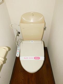 【トイレ】エスポワールT・R・H