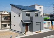 泉大津市式内町 新築戸建の画像