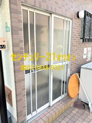 【玄関】コーポ・ユーカリ