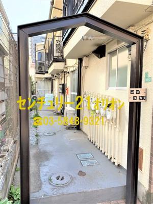 【エントランス】コーポ・ユーカリ