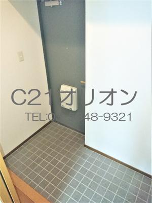 【玄関】東洋中村橋(トウヨウナカムラバシ)-2F