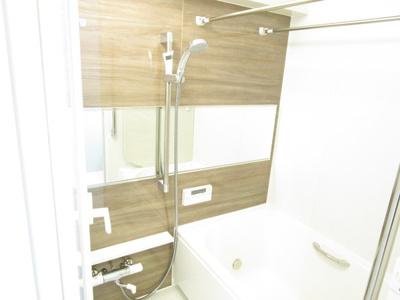 浴室換気乾燥機付きで快適です。バスルームを湿気から守りカビ防止となります。毎日利用する浴室が清潔に保てます♪ゆとりのある浴室でお子様とのバスタイムも楽しいひと時ですね。