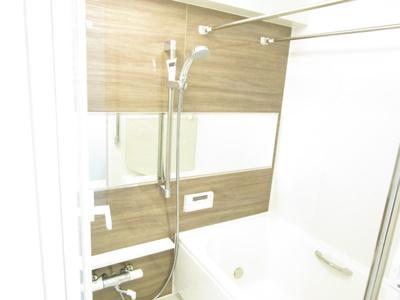 浴室暖房乾燥機完備のユニットバス♪