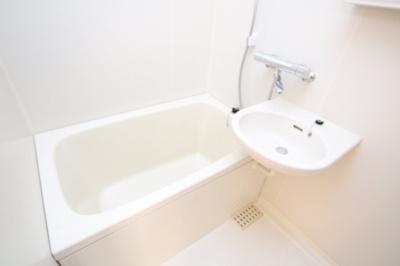 【浴室】矢島ハイツ
