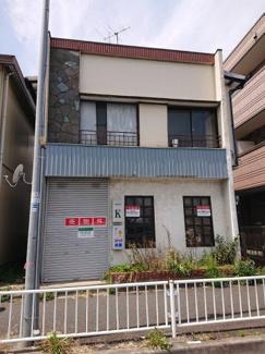 【外観】横浜市鶴見区下末吉1丁目 売地