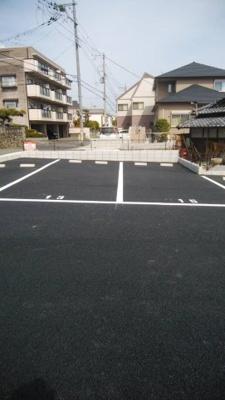 【外観】奥村第1モータープール(トラック区画)