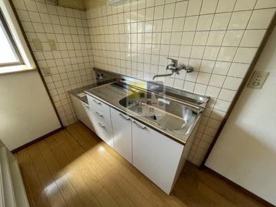 【キッチン】シティコート和泉
