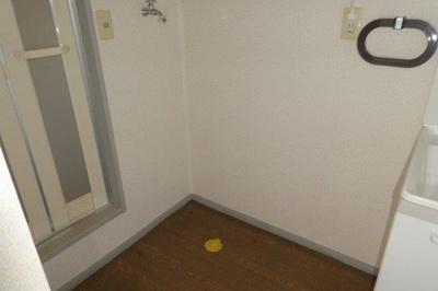 【浴室】サンビレッジ新田B
