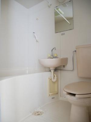 【浴室】サンエール