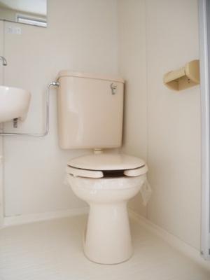 【トイレ】サンエール