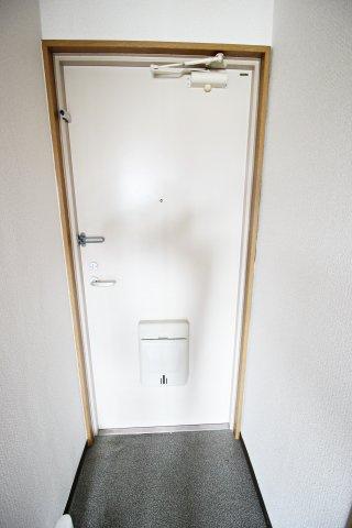 【玄関】YMSマンション