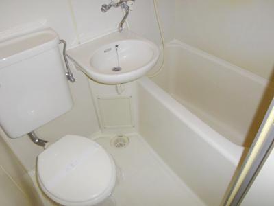 【浴室】ウインベルソロ曳舟第2