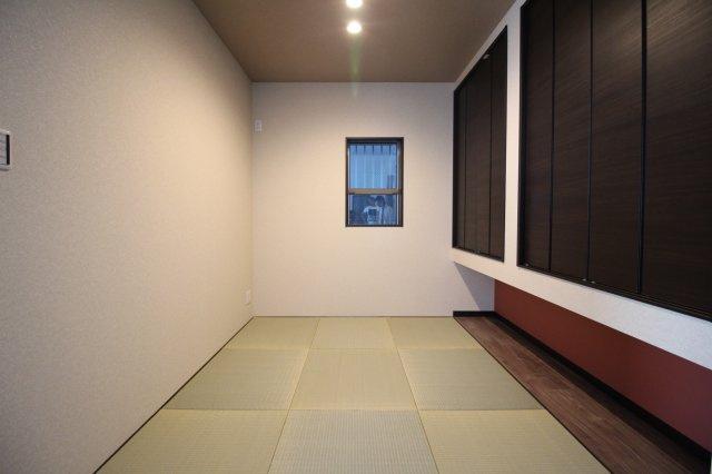 落ち着いた憩い空間、和室も可能です♪ (当社施工例)
