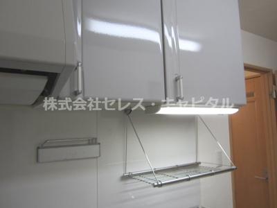 【キッチン】Flat S