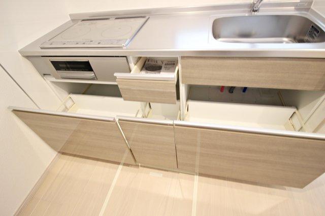 【キッチン】GRANDEK K