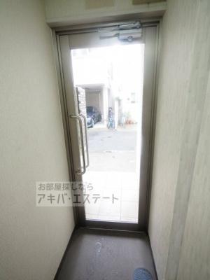 【エントランス】Aレガート田端