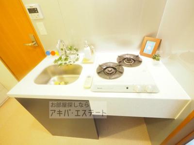 【キッチン】Aレガート田端
