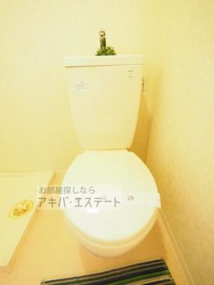 【トイレ】Aレガート田端