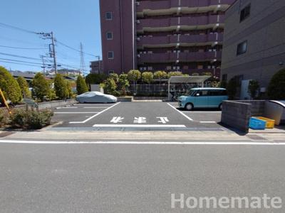 【駐車場】ラビエール鎌倉