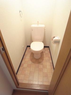 【トイレ】パセオ見晴Ⅰ