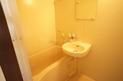 【浴室】サンハイツルナB