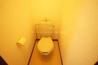 【トイレ】サンハイツルナB