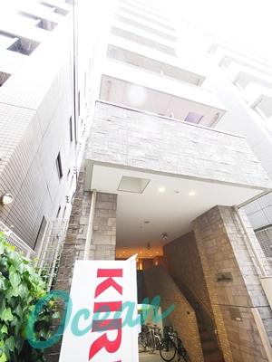 【外観】蔵前蔵マンション