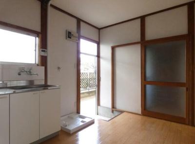 【玄関】富士見荘