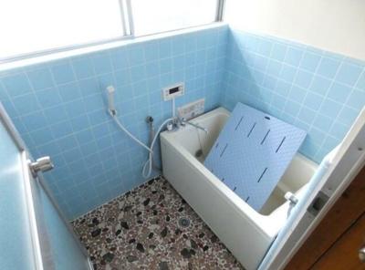 【浴室】富士見荘