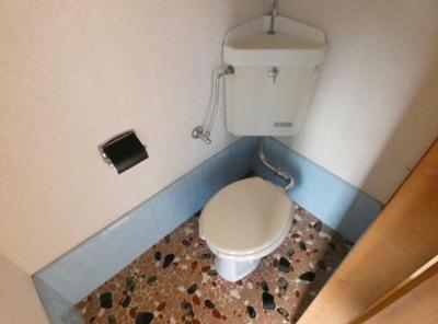 【トイレ】富士見荘
