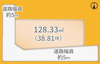 ・参考プラン価格:1820万(別途外構費170万)     ・延床面積:92.57㎡