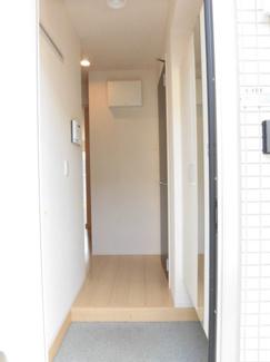 【玄関】ALFORT・Ⅱ C棟