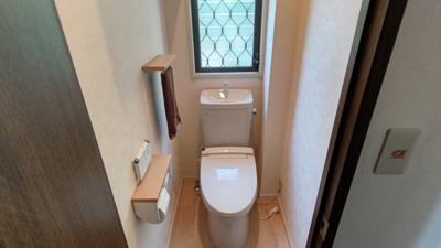 【トイレ】瀬戸市井戸金町中古戸建て