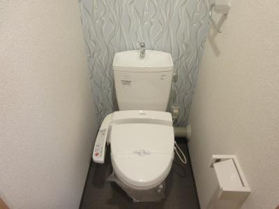 【トイレ】ハンズレジデンス二条