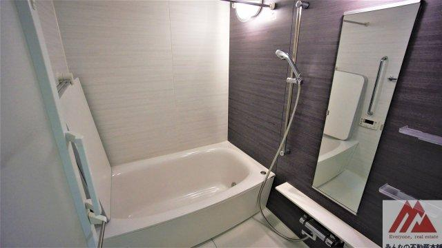 【浴室】ライオンズ六ッ門サンリヤンタワー