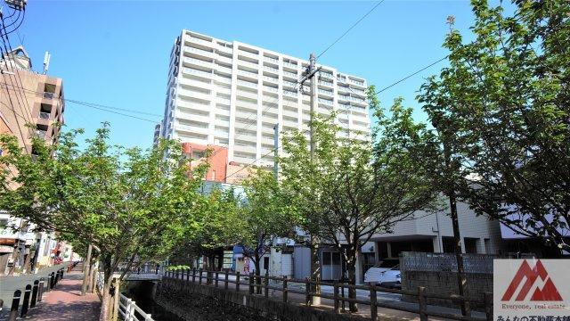 【外観】ライオンズ六ッ門サンリヤンタワー