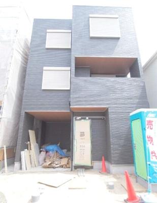 【外観】今津山中町 新築戸建