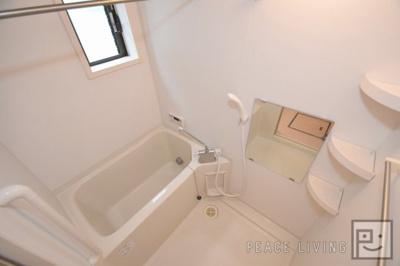 【浴室】サンシャインコート今岡B