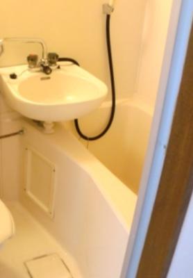 【浴室】グレース石神井公園