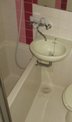 【浴室】トップ阿佐谷第二
