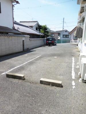 【駐車場】シャルム貴望ヶ丘